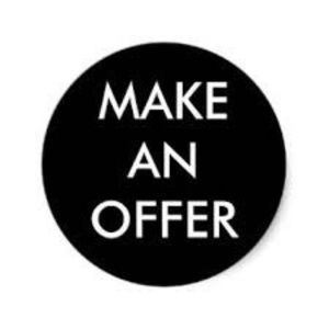 Other - I am open to all reasonable offers!